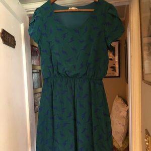ModCloth Dino dress